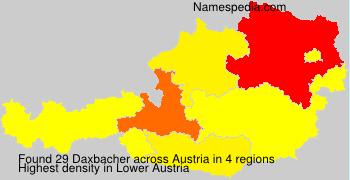 Daxbacher