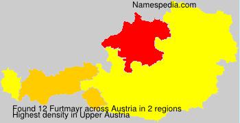 Surname Furtmayr in Austria