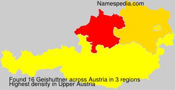 Geishuttner