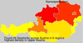 Gerstorfer