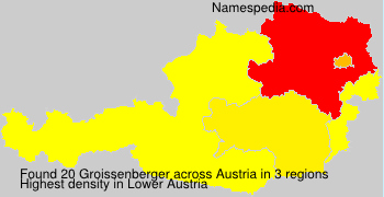 Groissenberger