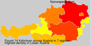 Kahriman - Austria