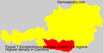 Konstantinovics