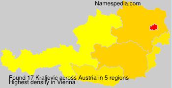 Kraljevic - Austria