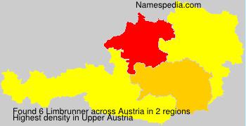 Surname Limbrunner in Austria