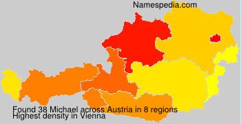 Familiennamen Michael - Austria