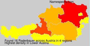 Raderbauer