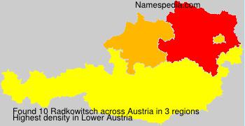 Radkowitsch