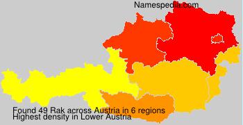 Rak - Austria