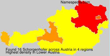 Schorgenhofer