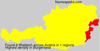 Waldsich