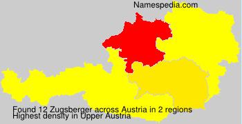 Zugsberger