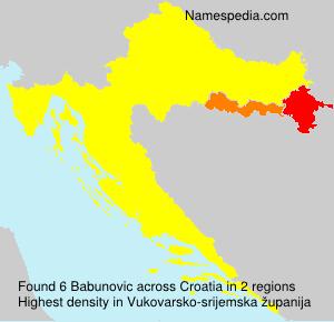 Babunovic