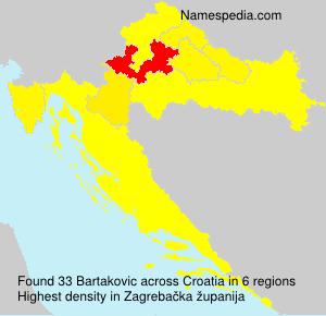 Bartakovic
