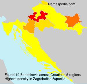 Bendekovic