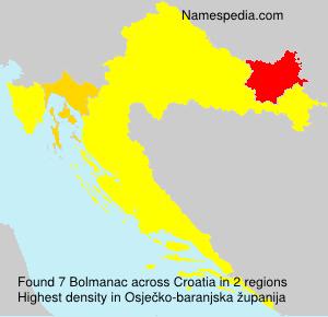 Bolmanac