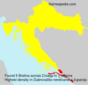 Brstina