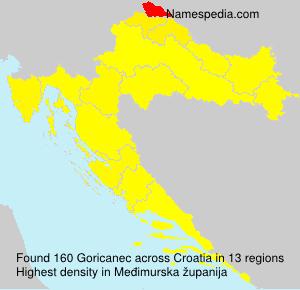 Goricanec