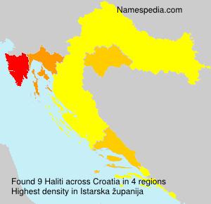 Haliti