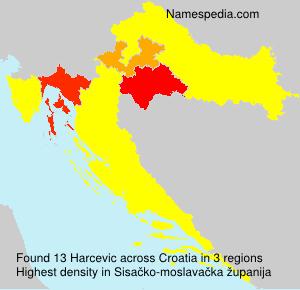 Harcevic