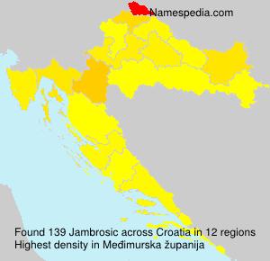 Jambrosic