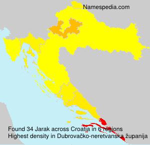 Jarak - Croatia