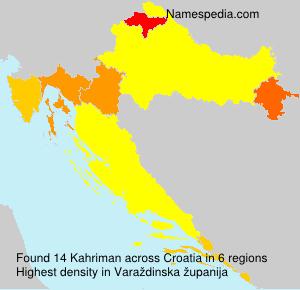Kahriman - Croatia