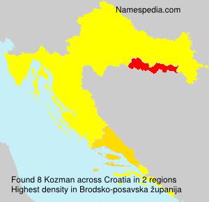 Kozman