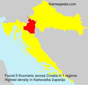 Kucmanic