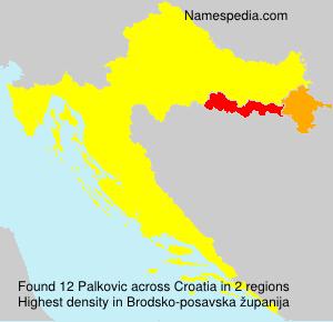 Palkovic