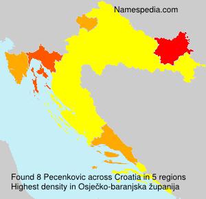 Pecenkovic