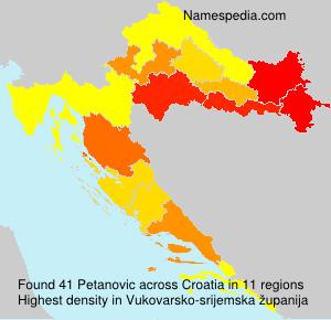 Petanovic
