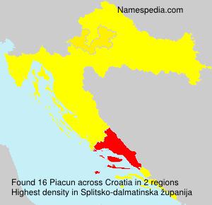Piacun - Croatia