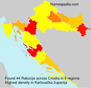 Rakocija - Croatia