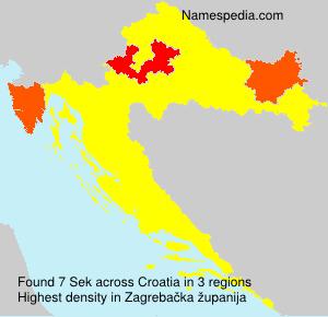 Sek - Croatia