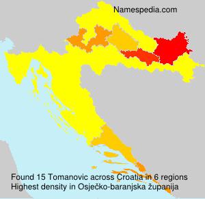 Tomanovic