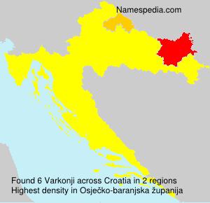 Varkonji