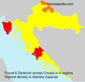 Zenkovic
