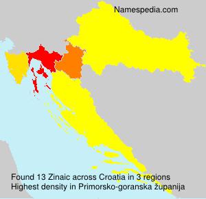 Zinaic