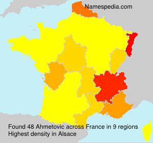 Ahmetovic - France