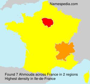 Ahmouda