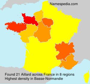 Aillard - France