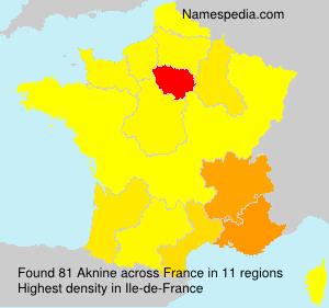 Aknine