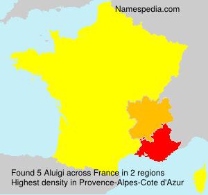 Aluigi - France