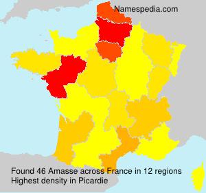 Amasse - France