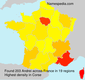Andrei - France