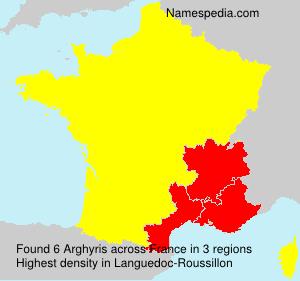 Arghyris