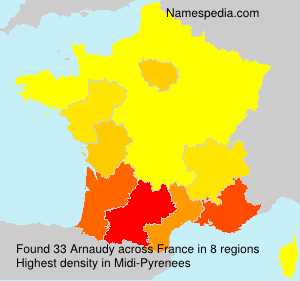 Arnaudy
