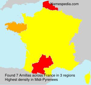 Arnillas