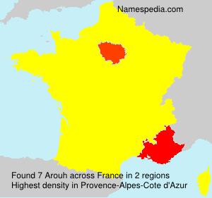 Arouh - Names Encyclopedia